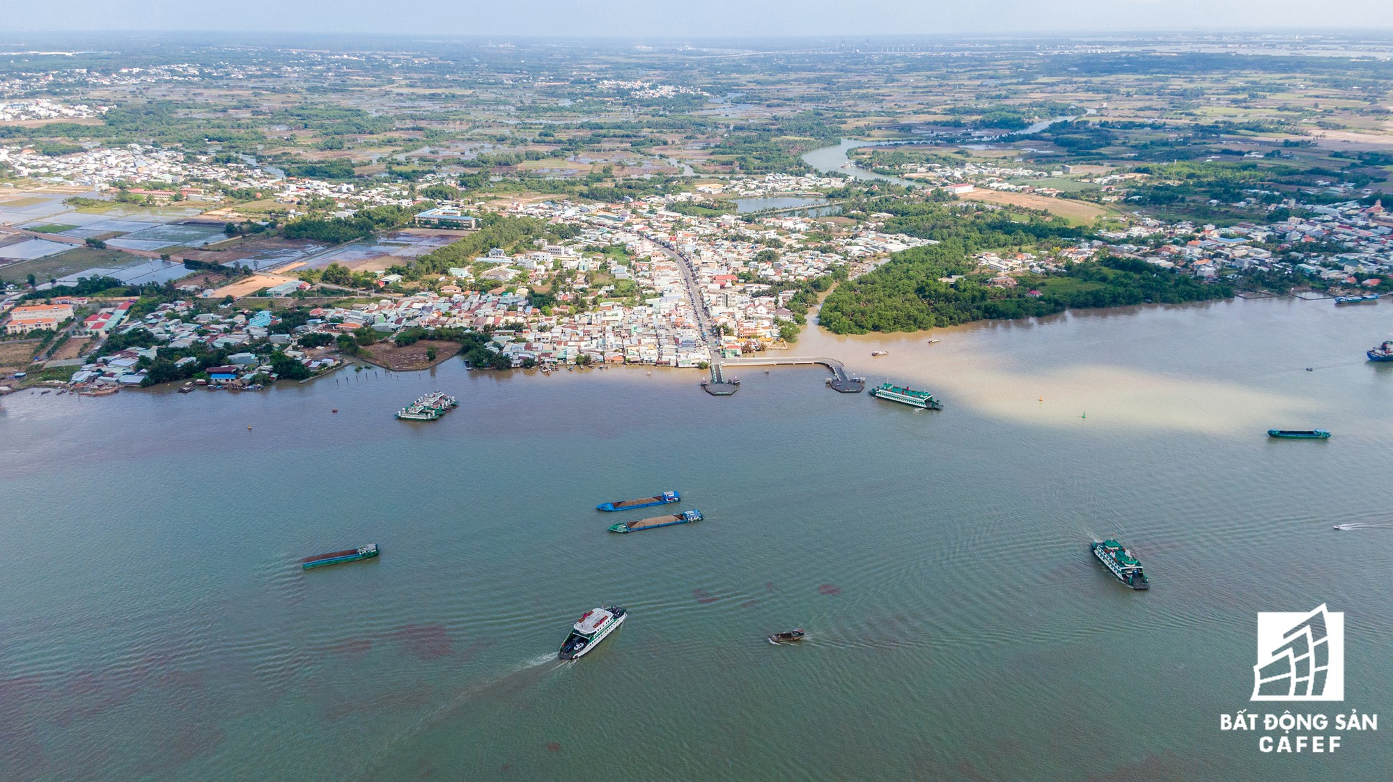 Đồng Nai chốt phương án xây cầu Cát Lái nối Nhơn Trạch và TP.HCM, bức tranh thị trường bất động sản thay đổi chóng mặt - Ảnh 3.