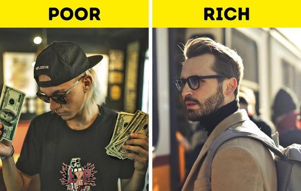 10 điểm khác biệt giữa thói quen người giàu và người nghèo mà bạn nên biết nếu muốn đi đến thành công - Ảnh 7.