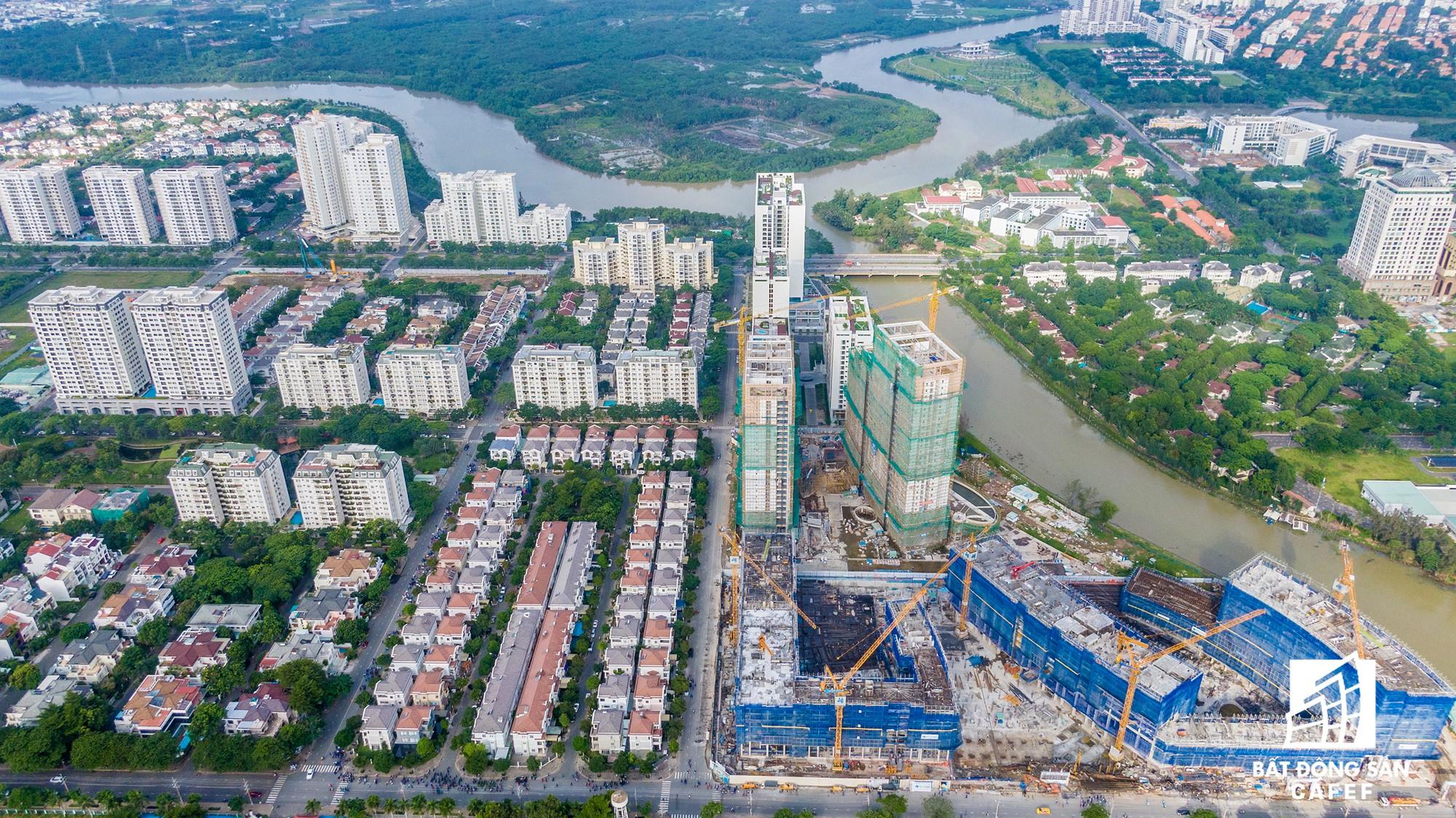 Có một trung tâm tài chính tại khu Nam Sài Gòn - Nơi giá nhà tăng chóng mặt - Ảnh 8.