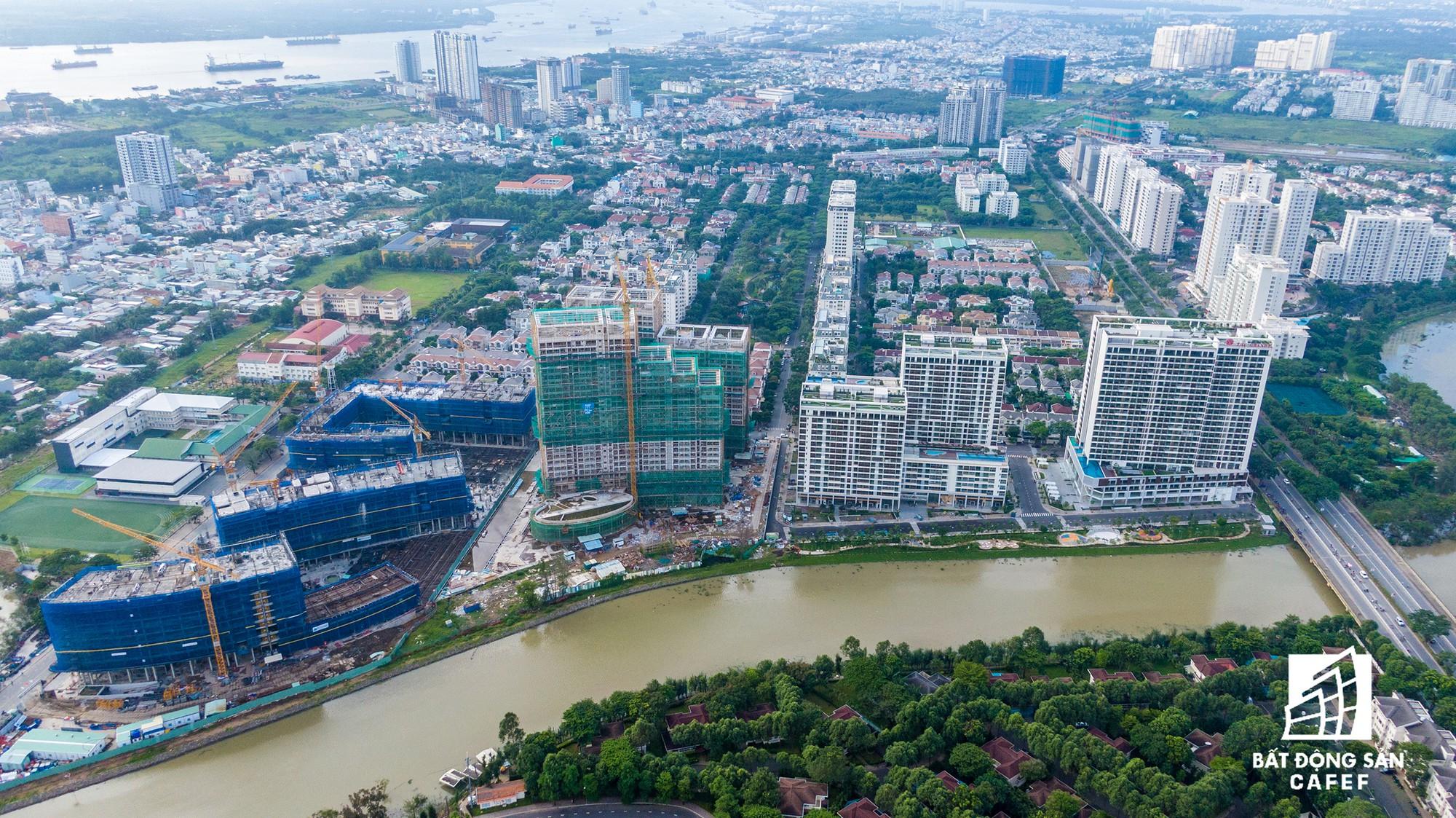 Có một trung tâm tài chính tại khu Nam Sài Gòn - Nơi giá nhà tăng chóng mặt - Ảnh 9.