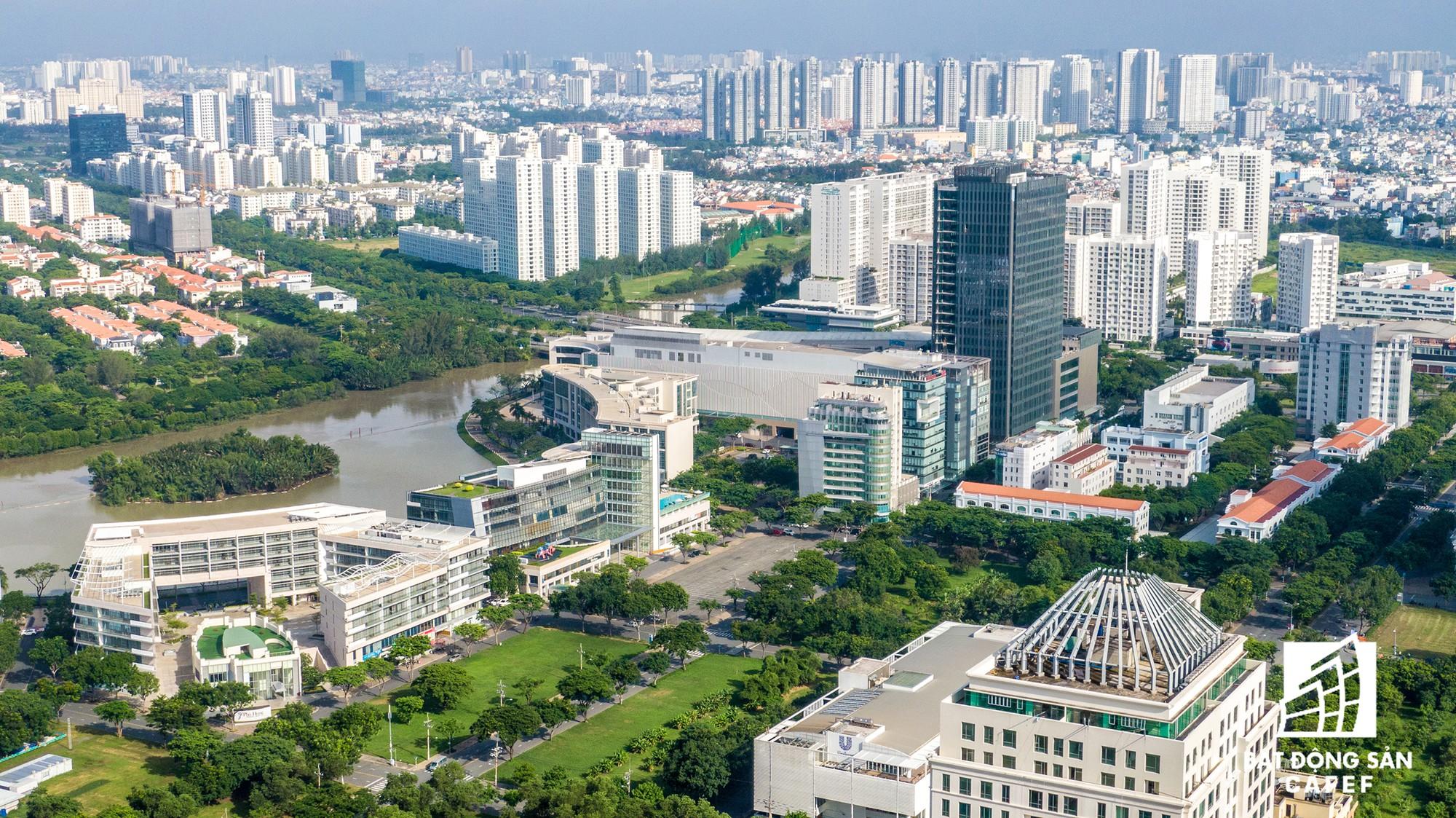 Có một trung tâm tài chính tại khu Nam Sài Gòn - Nơi giá nhà tăng chóng mặt - Ảnh 12.