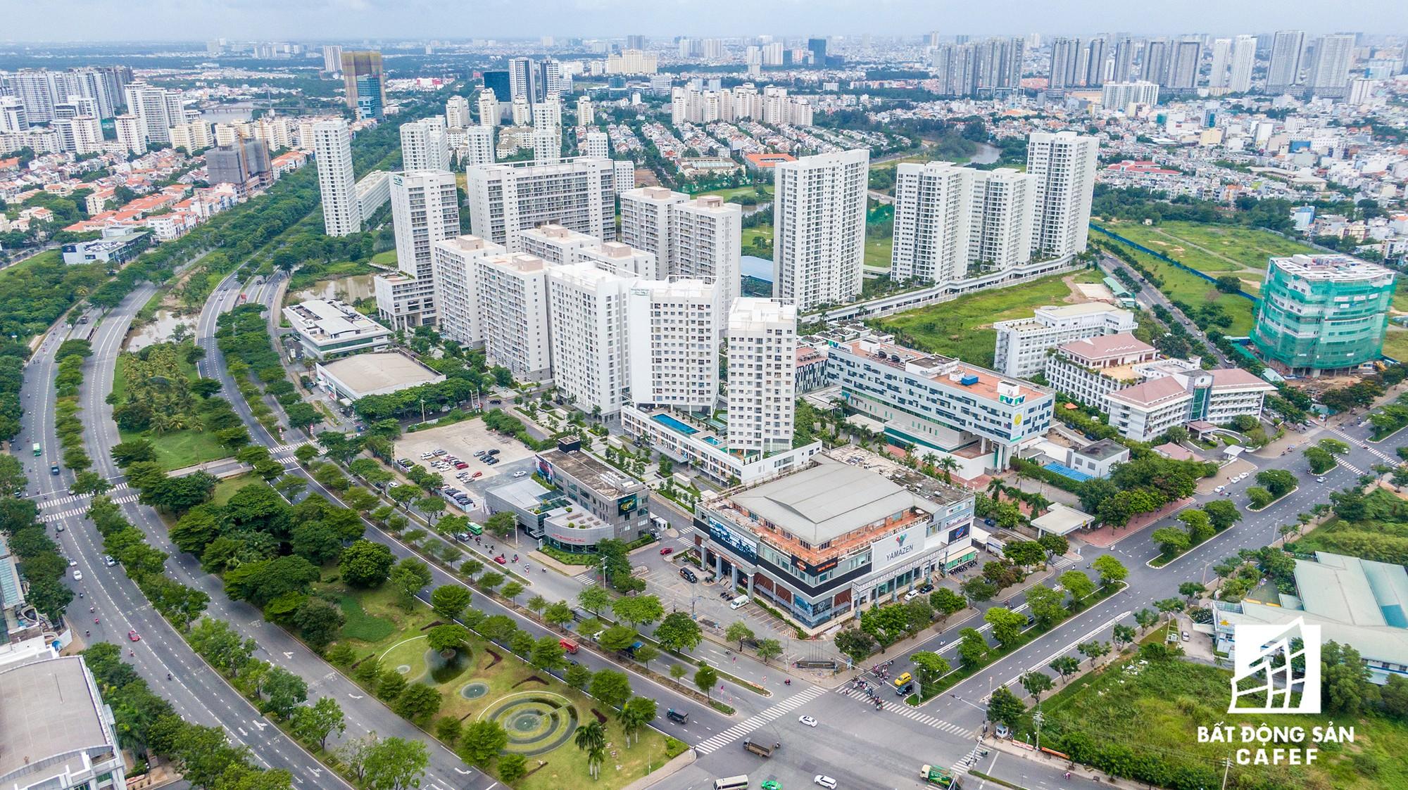 Có một trung tâm tài chính tại khu Nam Sài Gòn - Nơi giá nhà tăng chóng mặt - Ảnh 13.