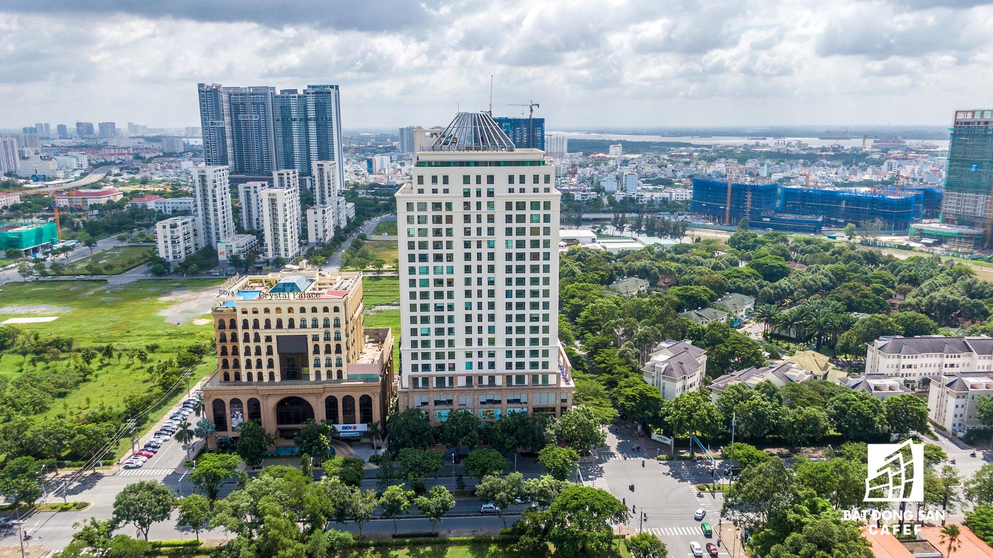 Có một trung tâm tài chính tại khu Nam Sài Gòn - Nơi giá nhà tăng chóng mặt - Ảnh 15.