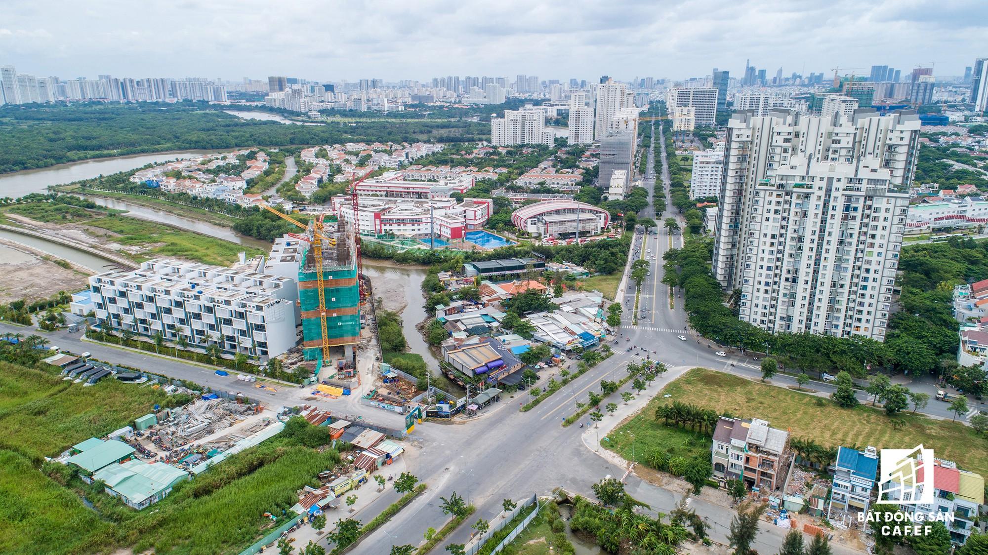 Có một trung tâm tài chính tại khu Nam Sài Gòn - Nơi giá nhà tăng chóng mặt - Ảnh 25.
