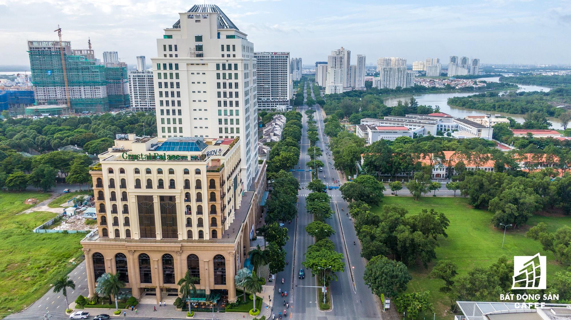 Có một trung tâm tài chính tại khu Nam Sài Gòn - Nơi giá nhà tăng chóng mặt - Ảnh 3.