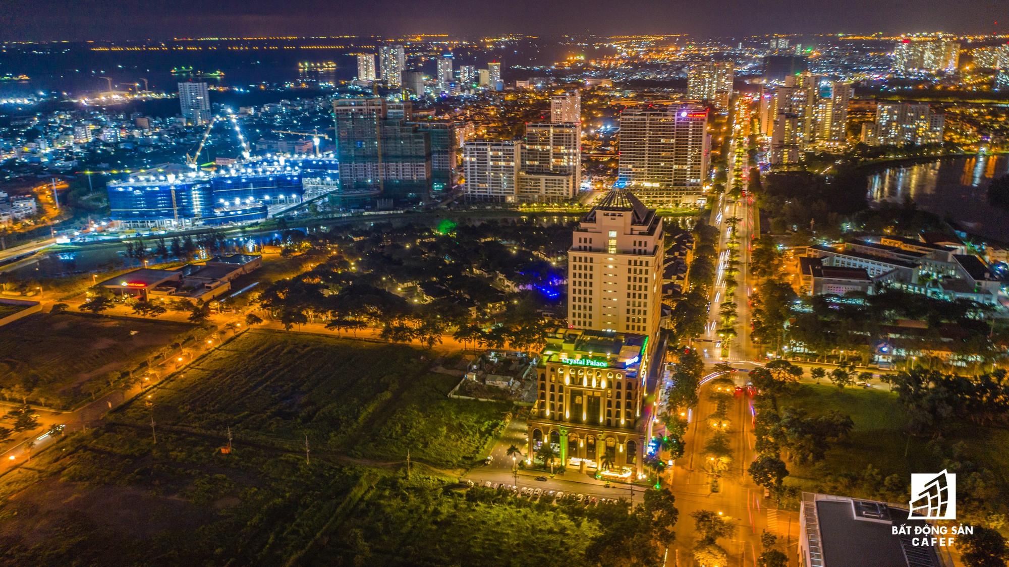 Có một trung tâm tài chính tại khu Nam Sài Gòn - Nơi giá nhà tăng chóng mặt - Ảnh 1.