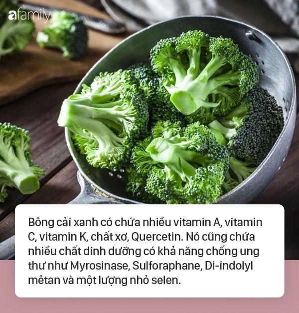 Ăn bông cải xanh vào mùa này thì đúng chuẩn rồi nhưng có những lưu ý nếu không nắm rõ thì bạn sẽ thiệt thân - Ảnh 1.