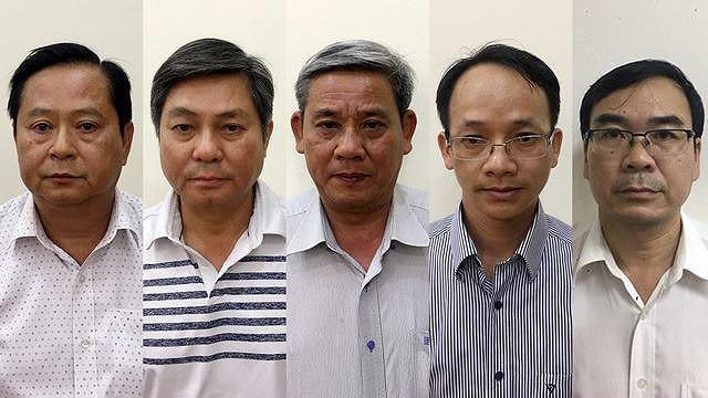 Chuẩn bị xét xử nguyên Phó Chủ tịch TPHCM Nguyễn Hữu Tín - Ảnh 1.
