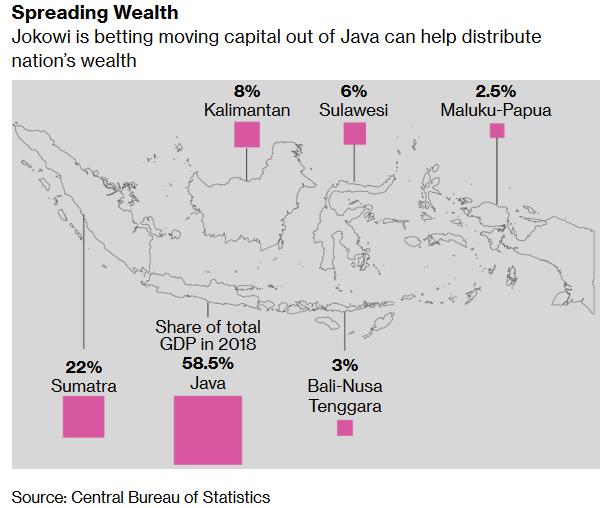 Tổng thống Widodo muốn xây dựng thủ đô trong rừng của Indonesia theo mô hình Thung lũng Silicon   - Ảnh 1.