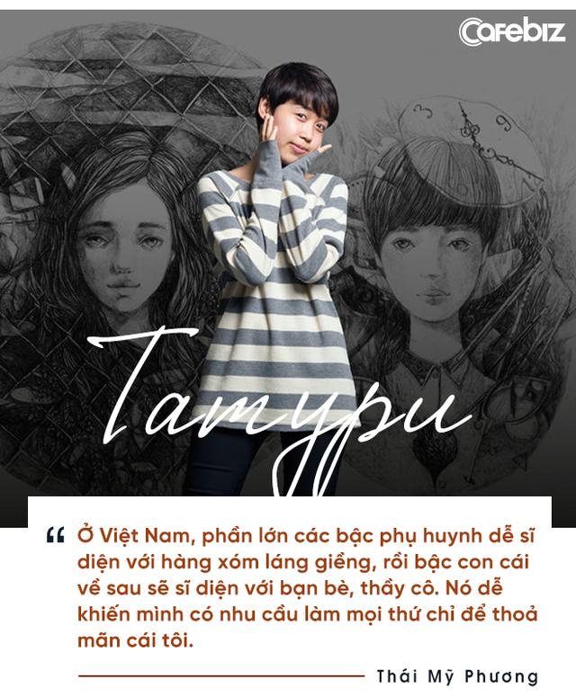 Họa sĩ 8X Tamypu nói về giấc mơ của người trẻ: Nhiều người sống trong trí tưởng tượng về một cuộc sống lý tưởng nhưng cơ thể và tinh thần chưa chuẩn bị cho những điều đó - Ảnh 9.
