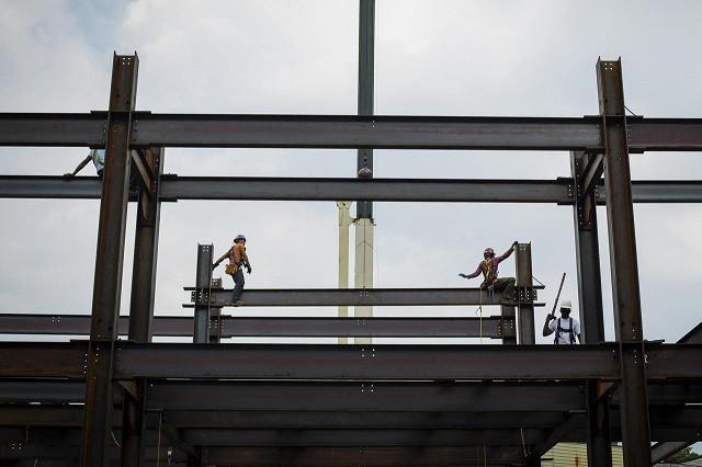 Mỹ áp thuế 141% lên thép của Trung Quốc - Ảnh 1.