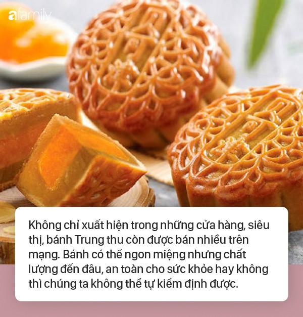 Nhộn nhạo thị trường bánh Trung thu: Chuyên gia dinh dưỡng chỉ ra tiêu chí quan trọng nhất để mua đúng loại bánh vừa ngon vừa đảm bảo sức khỏe - Ảnh 1.