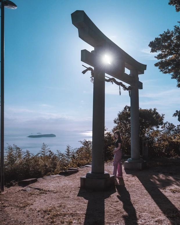 Loạt cổng Torii huyền thoại dọc khắp xứ Phù Tang, có nơi nối dài đến hơn... 10.000 cái - Ảnh 3.