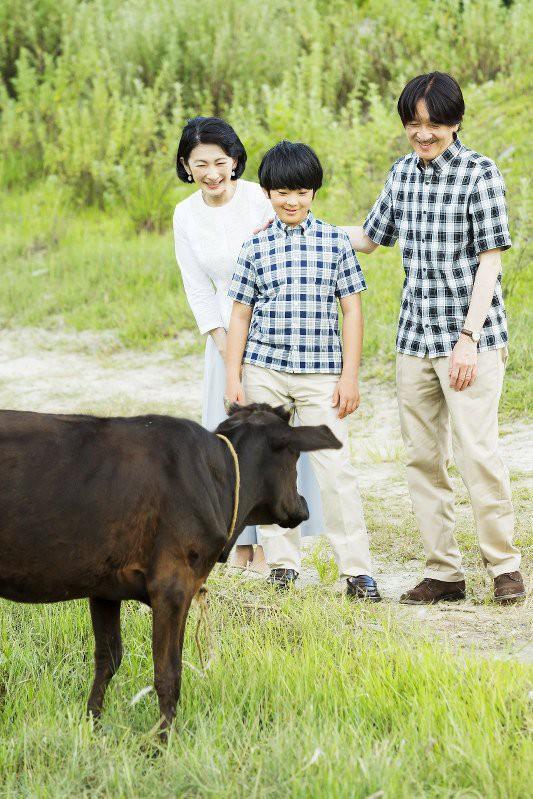 Cung điện công bố một loạt ảnh mừng sinh nhật Hoàng tử Nhật Bản, cho thấy đấng quân vương tương lai được nuôi dạy thế nào - Ảnh 5.