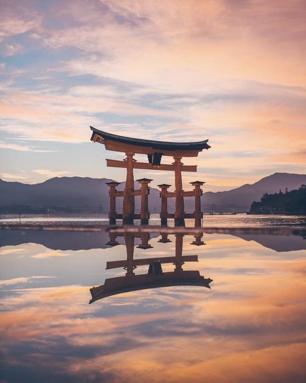 Loạt cổng Torii huyền thoại dọc khắp xứ Phù Tang, có nơi nối dài đến hơn... 10.000 cái - Ảnh 6.