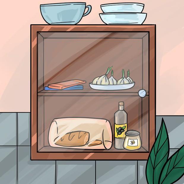 14 loại thực phẩm trong bếp hay bị bảo quản sai chỗ, làm mất đi chất dinh dưỡng tốt nhất - Ảnh 1.