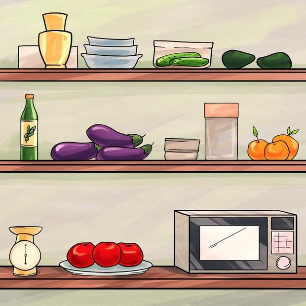 14 loại thực phẩm trong bếp hay bị bảo quản sai chỗ, làm mất đi chất dinh dưỡng tốt nhất - Ảnh 4.