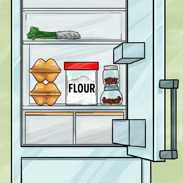 14 loại thực phẩm trong bếp hay bị bảo quản sai chỗ, làm mất đi chất dinh dưỡng tốt nhất - Ảnh 7.