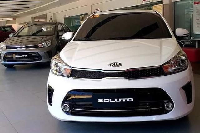 Kia Soluto lộ giá bán không đến 400 triệu đồng - xe hạng B giá ngang VinFast Fadil - Ảnh 3.