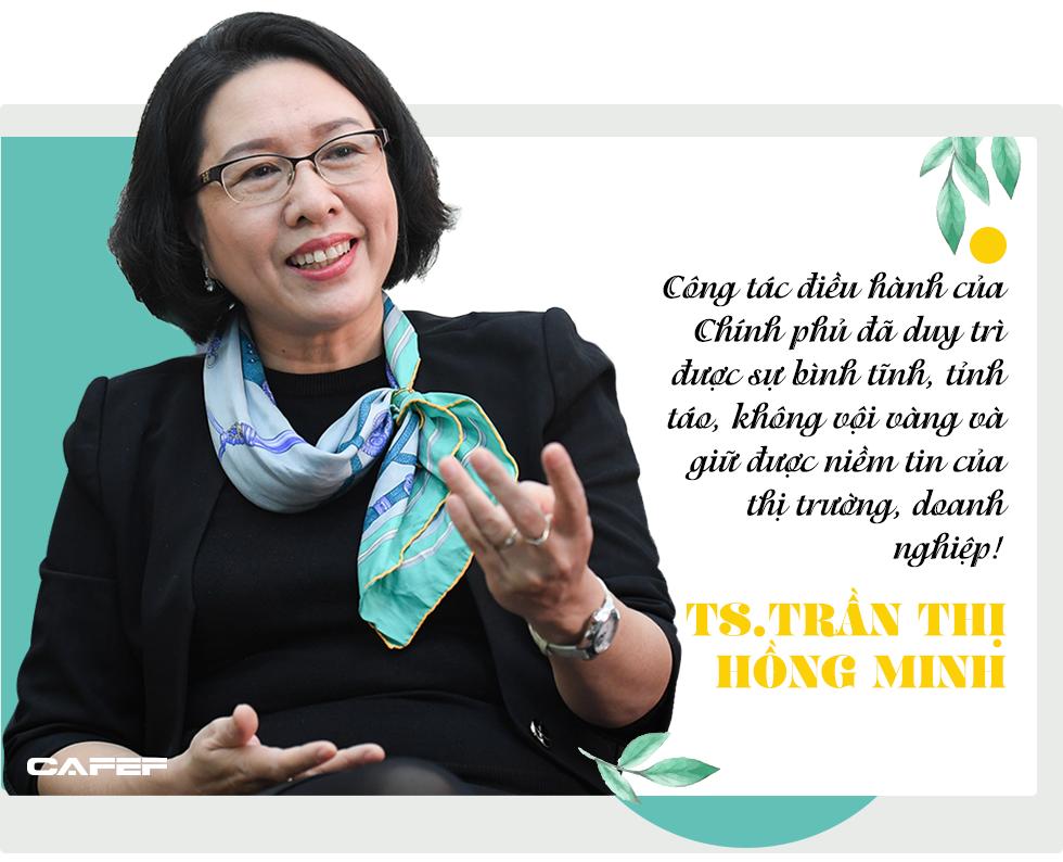 """Nữ Viện trưởng đầu tiên của CIEM: Bối cảnh kinh tế khó lường chính là """"sức ép tích cực""""! - Ảnh 3."""