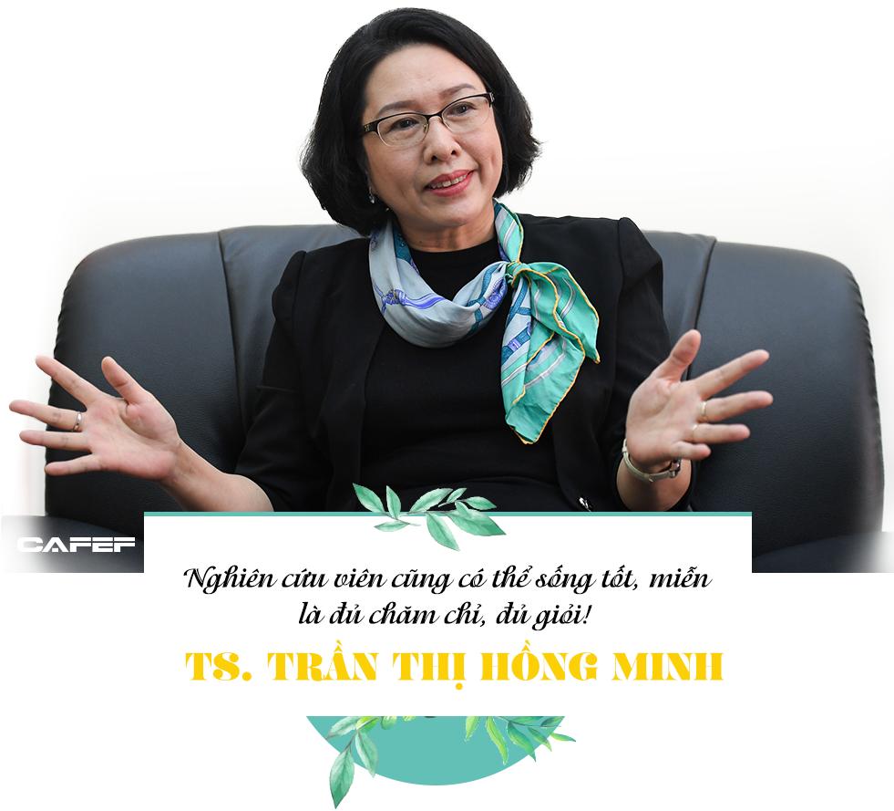 """Nữ Viện trưởng đầu tiên của CIEM: Bối cảnh kinh tế khó lường chính là """"sức ép tích cực""""! - Ảnh 12."""