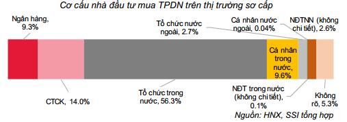 Toàn cảnh TPDN 2019: Giá trị phát hành tăng 25% lên 280.141 tỷ đồng, chiếm 11,3% GDP song quy mô vẫn nhỏ so với tín dụng ngân hàng - Ảnh 4.