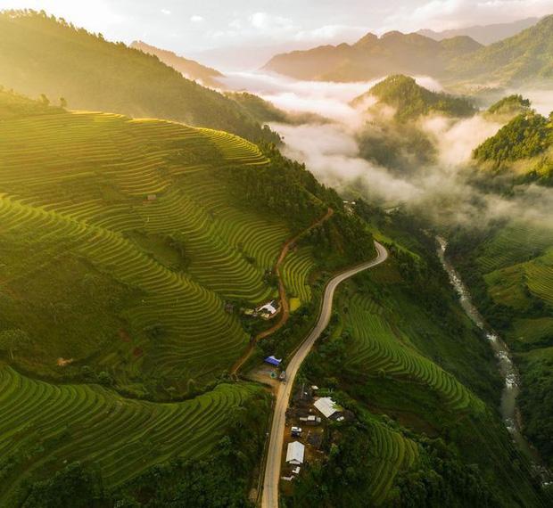 Hãng tin CNBC của Mỹ công bố Mù Cang Chải là điểm đến hàng đầu thế giới năm 2020, các tín đồ du lịch Việt Nam lại được dịp nở mày nở mặt - Ảnh 2.