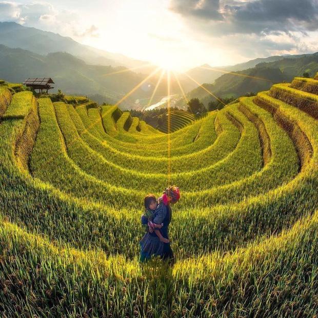 Hãng tin CNBC của Mỹ công bố Mù Cang Chải là điểm đến hàng đầu thế giới năm 2020, các tín đồ du lịch Việt Nam lại được dịp nở mày nở mặt - Ảnh 6.