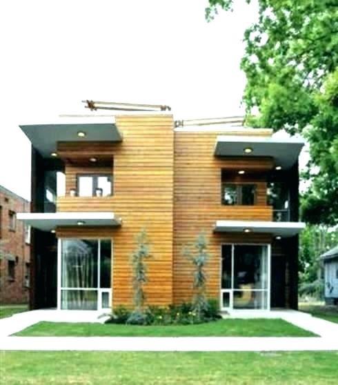 Những mẫu nhà phố 2 tầng khác lạ 1 tỷ đồng đang sốt - Ảnh 9.