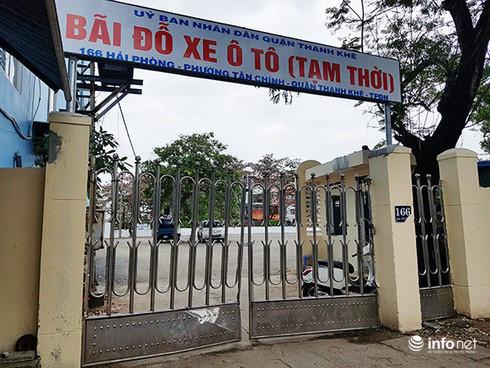 Đà Nẵng: Bãi đỗ xe 166 Hải Phòng trong cảnh cám treo, heo nhịn đói! - Ảnh 1.
