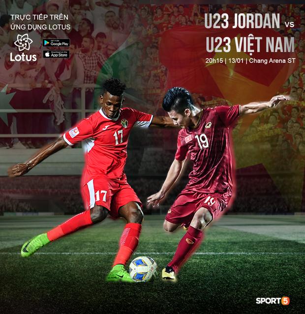 U23 Việt Nam không còn đường lùi, đội trưởng Quang Hải tuyên bố: Phải thắng Jordan - Ảnh 3.