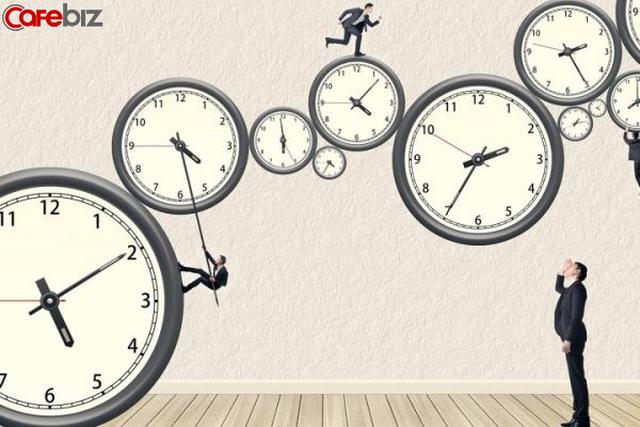 Để thành công ở tuổi 25: Luyện tập càng sớm càng tốt 8 thói quen quản lý thời gian hiệu quả - Ảnh 1.