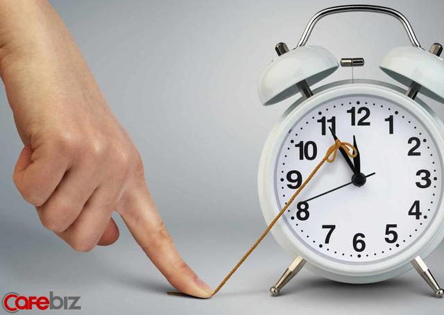 Để thành công ở tuổi 25: Luyện tập càng sớm càng tốt 8 thói quen quản lý thời gian hiệu quả - Ảnh 3.