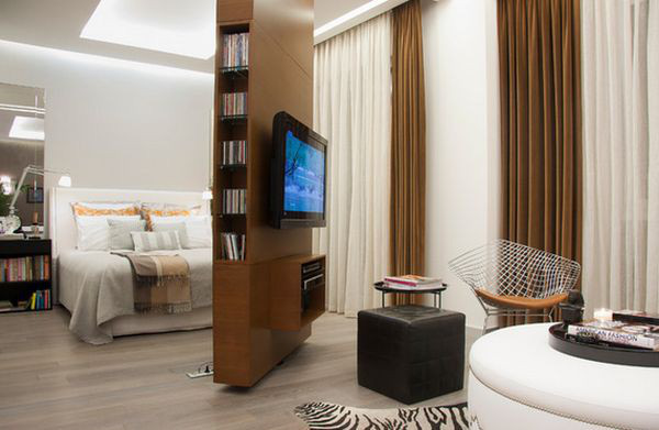 Thiết kế nội thất thông minh cho nhà vô cùng độc đáo và tiện lợi - Ảnh 10.