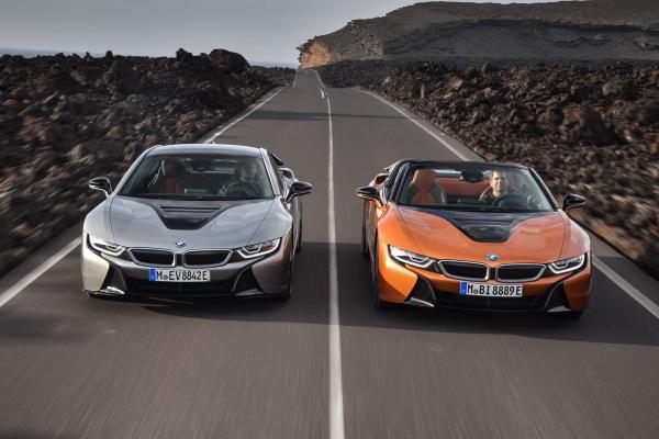 BMW i8 sắp bị dừng sản xuất - Ảnh 1.