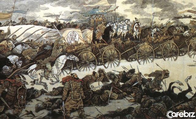 Trận chiến thảm hại nhất trong cuộc đời Lưu Bị có thực sự là Trận Di Lăng? Thái độ của Gia Cát Lượng thực ra không hề đơn giản - Ảnh 2.