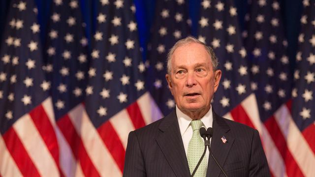 Vung tiền tranh cử nhiều hơn cả Tổng thống Trump, tỷ phú Bloomberg đang khiến đối thủ khó chịu vì chiến dịch vận động sang chảnh của mình - Ảnh 4.
