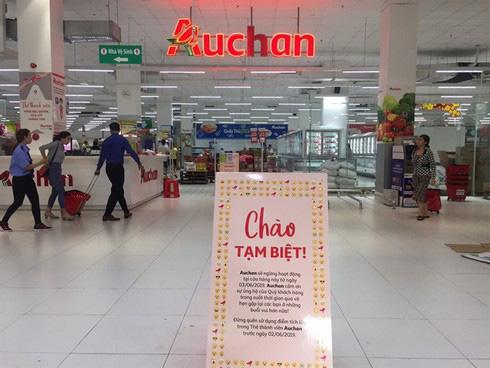 Parkson thất bại, Auchan tháo chạy: Bán lẻ - cuộc chơi khó nhằn - Ảnh 2.