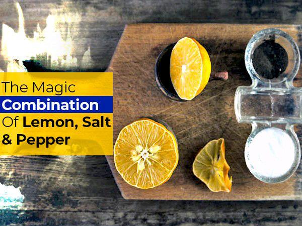 Hỗn hợp chữa bệnh từ hạt tiêu, muối và chanh có thể đem lại lợi ích gì cho cơ thể bạn lúc này? - Ảnh 1.