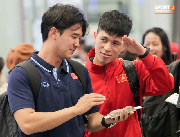 HLV Park Hang-seo bất ngờ gạch tên Đình Trọng khỏi danh sách 23 tuyển thủ dự VCK U23 châu Á 2020 - Ảnh 1.