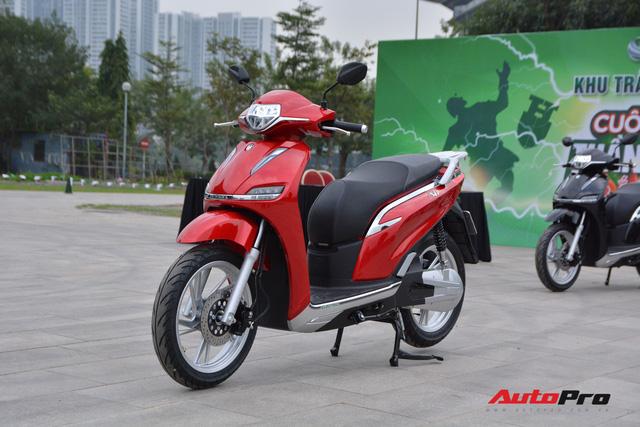 Xe máy điện PEGA eSH bản nhái Honda SH bán lỗ hàng triệu đồng - Ảnh 1.