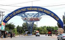 Cổ phiếu lao dốc, KCN Tín Nghĩa (TIP) báo lãi quý 4 sụt giảm 44% cùng kỳ