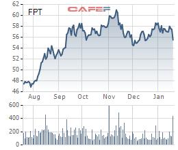FPT: Lãi ròng quý 4 giảm nhẹ, cả năm tăng trưởng 20% lên 3.135 tỷ đồng - Ảnh 2.