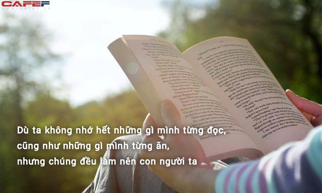 Những người bạn đã gặp, những cuốn sách bạn đã đọc, những con đường bạn đã đi, sẽ biểu hiện chính tương lai của bạn - Ảnh 2.
