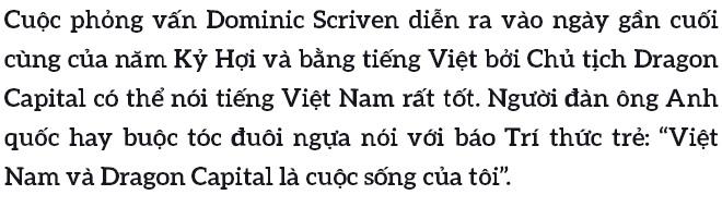 Chuyện chưa kể của Chủ tịch Dragon Capital: Năm nào cũng ăn Tết ở Việt Nam, thích nhất tinh thần lạc quan của người Việt - Ảnh 1.