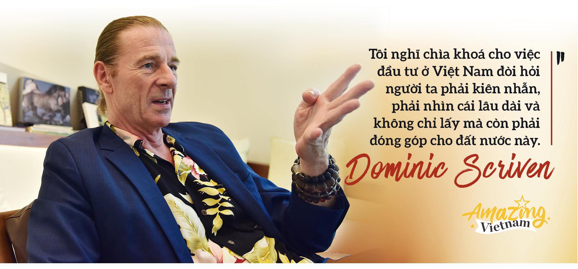 Chuyện chưa kể của Chủ tịch Dragon Capital: Năm nào cũng ăn Tết ở Việt Nam, thích nhất tinh thần lạc quan của người Việt - Ảnh 5.