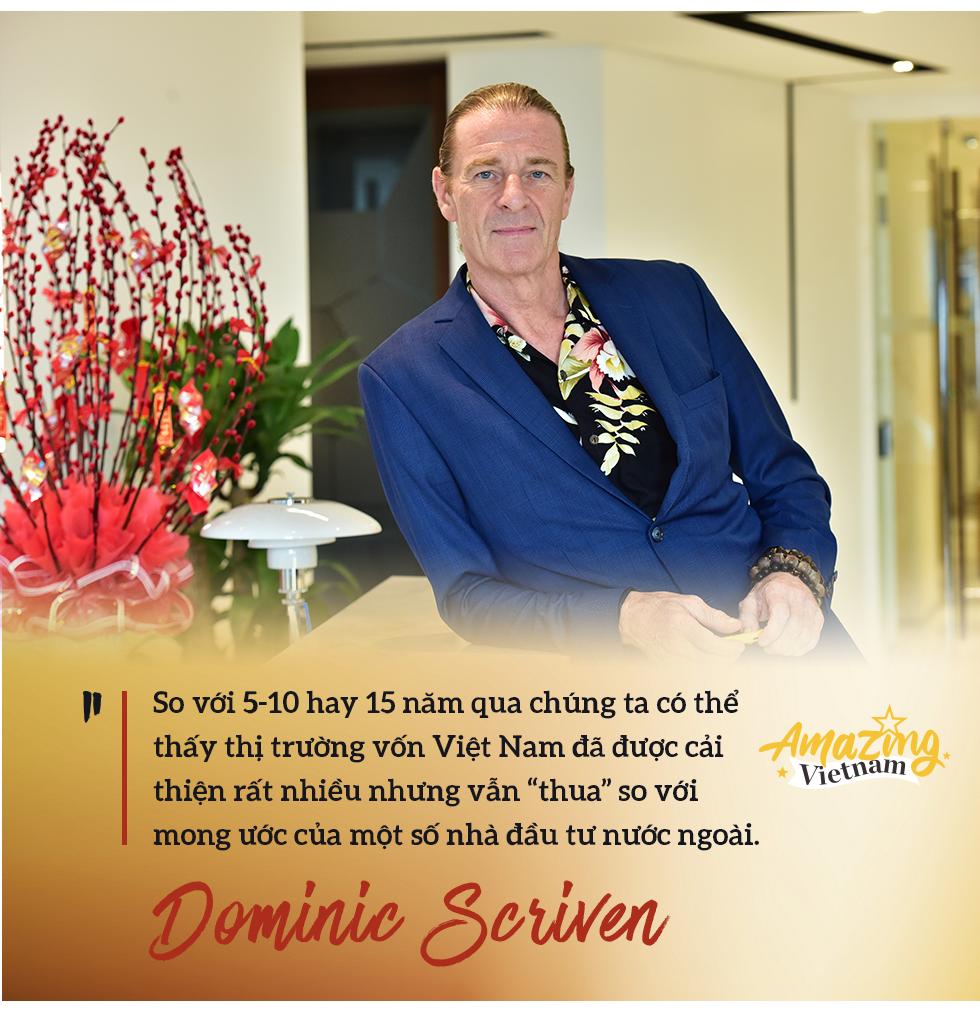 Chuyện chưa kể của Chủ tịch Dragon Capital: Năm nào cũng ăn Tết ở Việt Nam, thích nhất tinh thần lạc quan của người Việt - Ảnh 7.