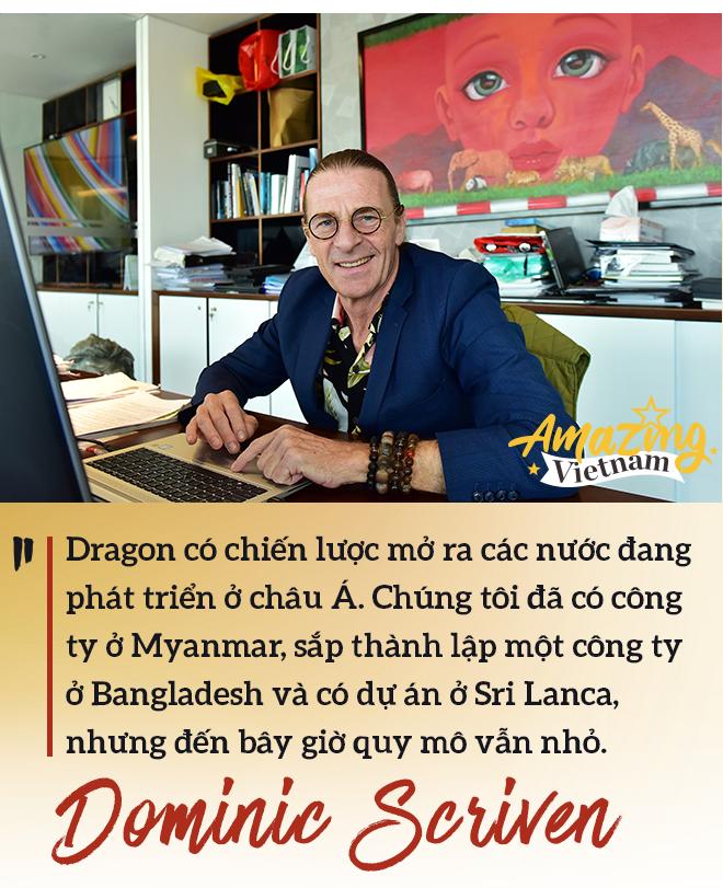 Chuyện chưa kể của Chủ tịch Dragon Capital: Năm nào cũng ăn Tết ở Việt Nam, thích nhất tinh thần lạc quan của người Việt - Ảnh 9.
