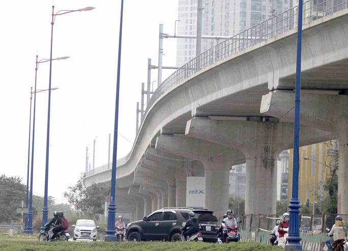 Cận cảnh metro số 1 sắp ra mắt tại TP HCM - Ảnh 7.