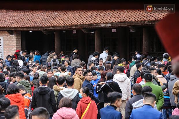 Ảnh: Chen chân xin chữ đầu năm mới tại Văn Miếu - Quốc Tử Giám - Ảnh 3.